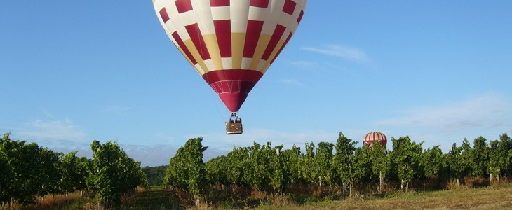 Vol en montgolfière Lot-et-Garonne