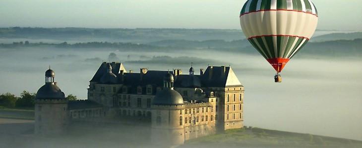 Vol en montgolfière en Dordogne