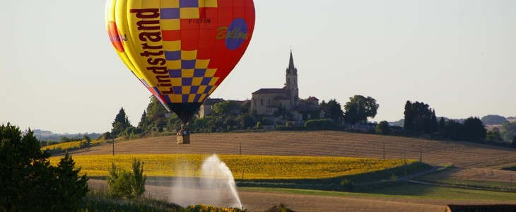 montgolfiere gers