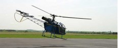 Baptême en hélicoptère Valenciennes