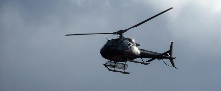 Baptême en hélicoptère Toulouse