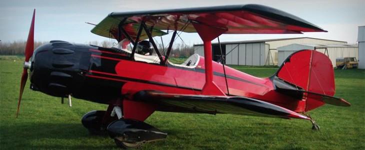 Baptême de l'air avion biplan Bourgogne