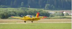 Initiation pilotage avion Besançon