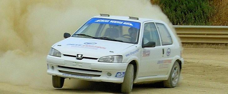 Stage d'initiation au pilotage rallye Monteils dans le Gard