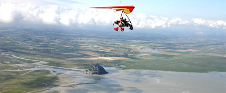 Pilotage Ulm Baie Mont Saint Michel