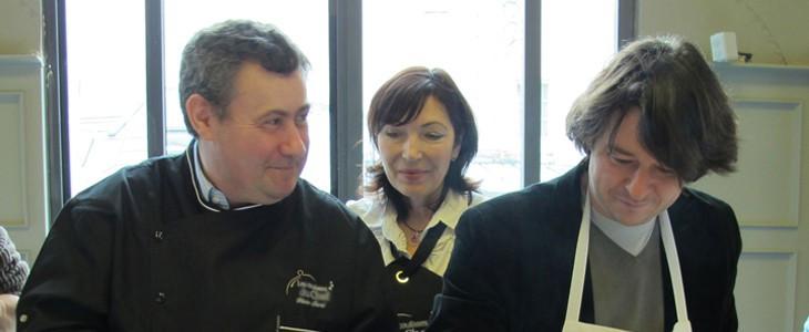Cours de cuisine auprès d'un chef à Paris 2ème