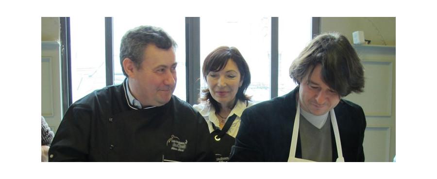 Cours de cuisine avec un chef paris 2 me - Recherche chef de cuisine paris ...
