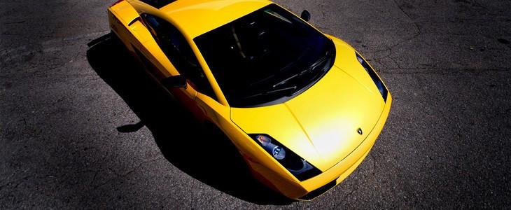 Stage pilotage Lamborghini Gallardo Salon de Provence