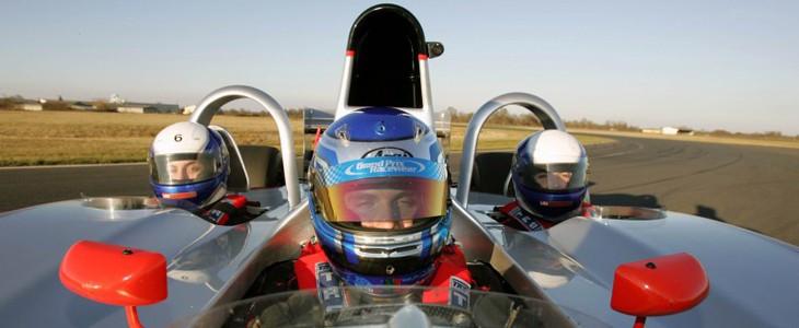 Baptême F1 sur le circuit Grand Prix de Magny-Cours