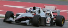 Baptême F1 sur le circuit Dijon-Prenois