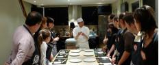 Cours de sushi à Paris 19eme