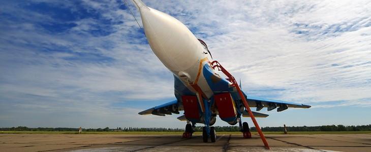 Entrainement au vol suborbital en Mig 29
