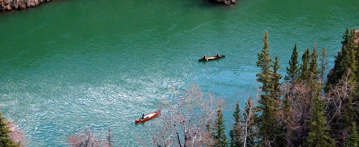 Séjour Canoe Yukon (7j) - Canada