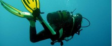 Baptême de plongée Cap d'Antibes