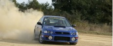 Stage de pilotage rallye Subaru Monteils dans le Gard