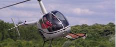 Vol initiation en hélicoptère Cannes