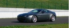 Stage pilotage Aston Martin Lohéac