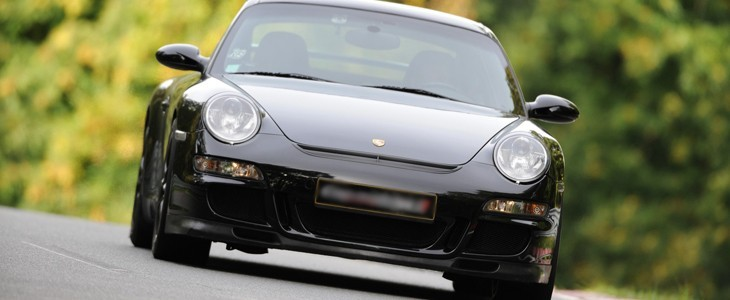 Stage pilotage Porsche 997 GT3 Picardie