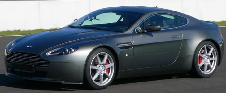 Stage pilotage Aston Martin Croix en Ternois