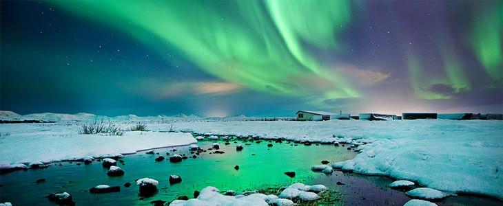 Aurores Boréales - Islande