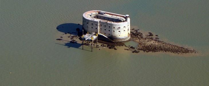 Vol en hélicoptère La Rochelle + Fort Boyard