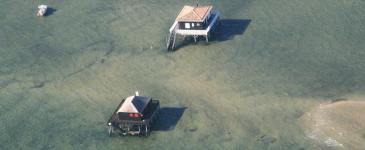 Baptême en hélicoptère Bassin Arcachon