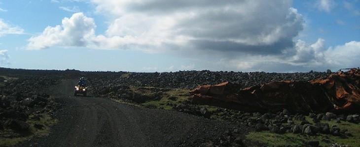 quad lave islande