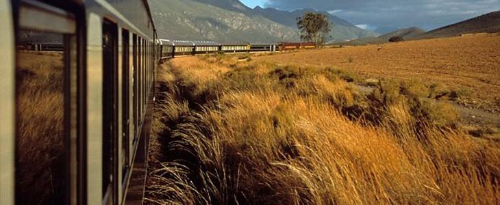 Voyage en train de luxe de Prétoria à Cape Town (3j) - Afrique du Sud