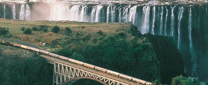 Voyage en train luxe de Cape Town à Dar Es Salaam (14j)