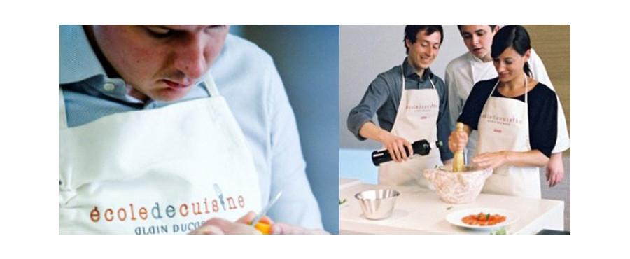 Weekend Cours De Cuisine à Paris Chez Alain Ducasse - Cours de cuisine ducasse