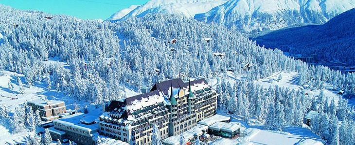 Week-end Montagne à St Moritz - Suisse