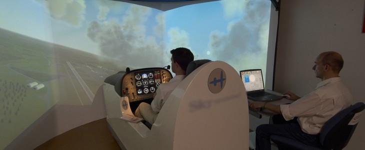 Pilotage avion Saint Nazaire