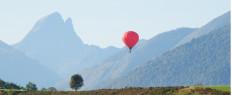 Vol en montgolfière Pau