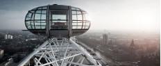 Week-end romantique à Londres + capsule privée au London Eye