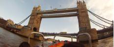 Week-end à Londres + speedboat sur la Tamise