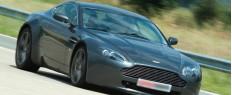 Stage pilotage Aston Martin Ferte Gaucher Paris Est