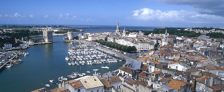 Baptême en hélicoptère La Rochelle