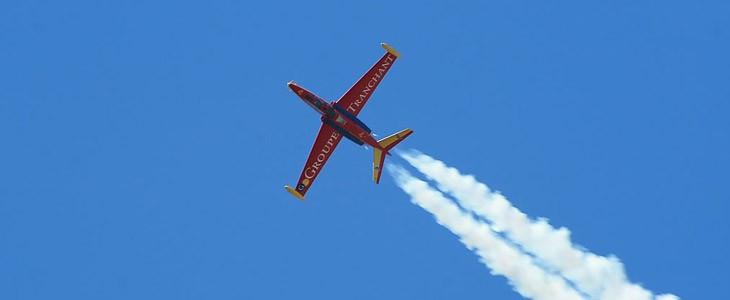 Vol en avion de chasse à Rennes Bretagne