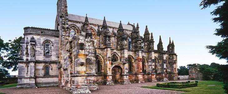 Excursion 1 journée en Ecosse : Rosslyn Chapel + Melrose + Alnwick