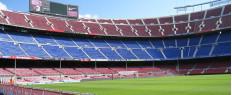 Visite guidée de Camp Nou + Musée du FC Barça