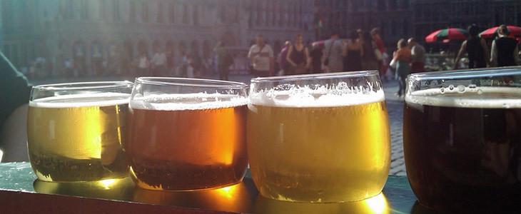 """Visite guidée et dégustation """"Bières à Bruxelles"""""""