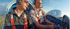 Initiation pilotage avion ULM Le Mans