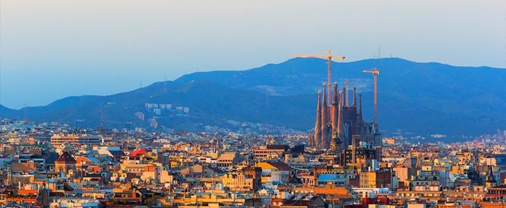 Billet coupe file + Visite guidée de La Sagrada Familia