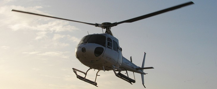 Vol initiation pilotage hélicoptère Biscarosse proche Bordeaux