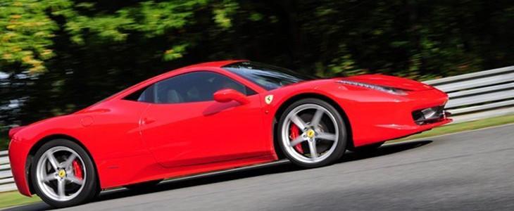 Stage pilotage Ferrari Italia Croix en Ternois