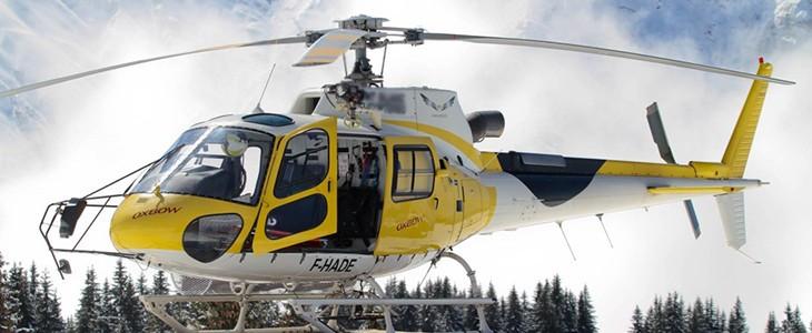 Vol en hélicoptère Tour du Mont Blanc