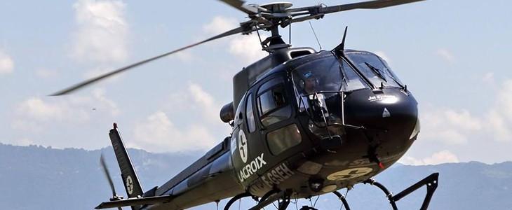 Vol hélicoptère Valence