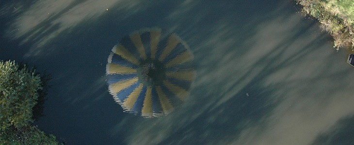 Vol en montgolfiere Marais Poitevin Vendée