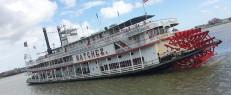Croisière diner Jazz sur le Bateau Natchez à la Nouvelle-Orléans