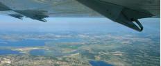 Baptême de l'air en avion Narbonne